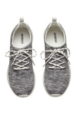 Mesh trainers - Grey marl - Men | H&M CN 2