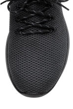 Mesh trainers - Black marl - Men | H&M 3