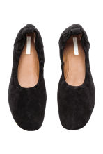 Soft ballet pumps - Black - Ladies | H&M 2