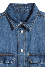Camicia di jeans - Blu denim - UOMO | H&M IT 3