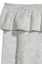 Off-the-shoulder jumper - Grey marl - Ladies | H&M 3