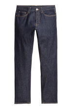 Straight Regular Jeans - Dark denim blue - Men | H&M 2
