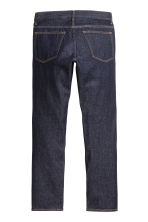 Straight Regular Jeans - Dark denim blue - Men | H&M 3