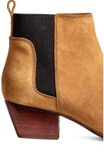 Suede ankle boots - Camel - Ladies | H&M 5