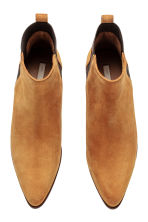 Suede ankle boots - Camel - Ladies | H&M 3