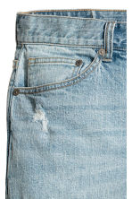 Relaxed Skinny Jeans - Light denim blue - Men | H&M CN 4