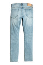 Relaxed Skinny Jeans - Light denim blue - Men | H&M CN 3