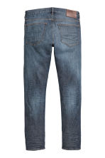 Relaxed Skinny Jeans - Azul denim oscuro - HOMBRE | H&M ES 3