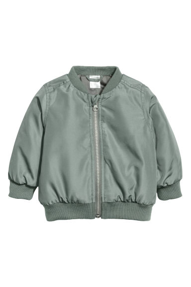 飛行員外套 - Light khaki green - Kids | H&M 1