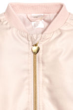 Bomber jacket - Powder pink - Kids | H&M 2
