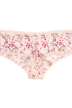 3-pack hipster briefs - Porcelain - Ladies | H&M 3