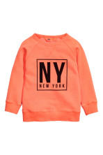 Neon orange/New York