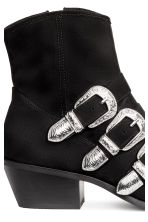 Ankle boots - Black - Ladies | H&M 4