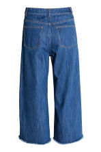 Relaxed High Waist Jeans - Denim blue - Ladies | H&M 3