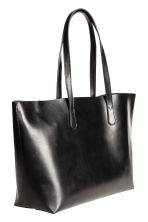 Shopper with a clutch bag - Black - Ladies | H&M 2