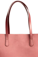 Shopper con clutch - Rosa vintage - DONNA | H&M IT 4