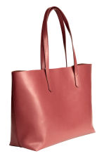 Shopper con clutch - Rosa vintage - DONNA | H&M IT 2