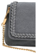 Shoulder bag - Blue-grey - Ladies | H&M CN 3