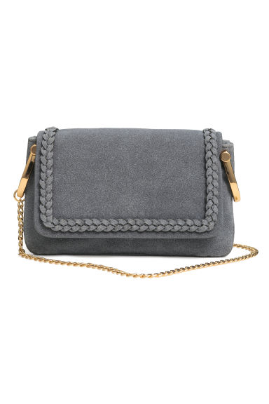 Shoulder bag - Blue-grey - Ladies | H&M CN 1