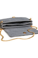 Shoulder bag - Blue-grey - Ladies | H&M CN 4