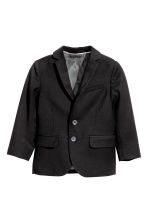 Blazer - Black - Kids | H&M 2