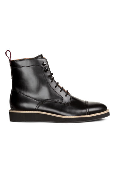 Boots - Black - Men | H&M 1