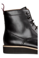 Boots - Black - Men | H&M 4