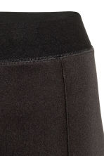 Jersey leggings - Black - Ladies | H&M 4