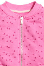 Bomber jacket - Cerise/Heart - Kids | H&M 3