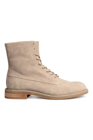 Boots - Beige - Men | H&M 1