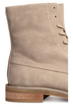 Boots - Beige - Men | H&M 4
