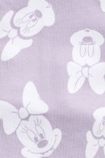 Jersey tube scarf - Purple/Minnie Mouse - Kids | H&M CN 3