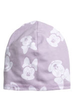Jersey hat - Purple/Minnie Mouse - Kids | H&M 1