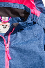 Shell parka - Blue - Kids | H&M 4