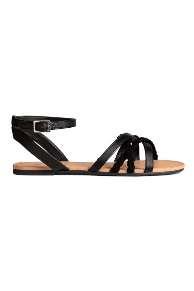 Sandals - Black - Kids | H&M CN 1