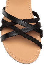 Sandals - Black - Kids | H&M CN 3