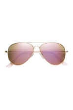 Sunglasses - Light pink/Gold - Kids | H&M 2