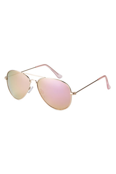 Sunglasses - Light pink/Gold - Kids | H&M 1