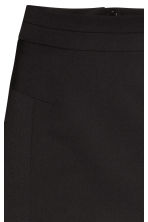 Pencil skirt - Black -  | H&M CN 3