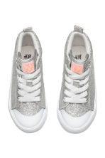 Hi-top trainers - Silver - Kids | H&M CN 2