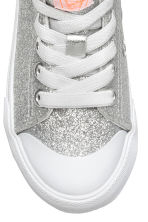 Hi-top trainers - Silver - Kids | H&M 3