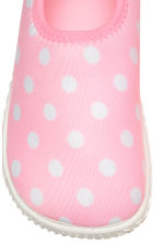 Water shoes - Light pink/Spotted -  | H&M 3