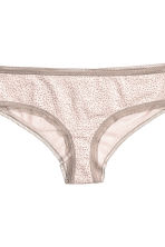 3-pack hipster briefs - Light mole - Ladies | H&M CN 5