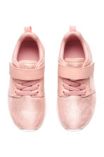 Baskets - Rose clair/scintillant - ENFANT | H&M FR 2