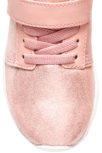 Trainers - Light pink/Glittery - Kids | H&M 3