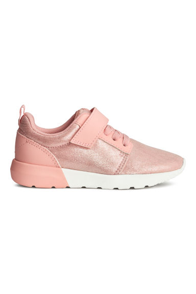 Baskets - Rose clair/scintillant - ENFANT | H&M FR 1