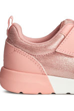 Baskets - Rose clair/scintillant - ENFANT | H&M FR 4