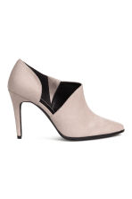 Court shoes - Light mole - Ladies | H&M CN 1