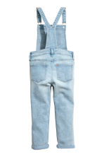 Denim dungarees - Light denim blue - Kids | H&M 3