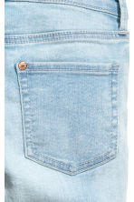 Salopette en denim - Bleu denim clair - ENFANT | H&M FR 4